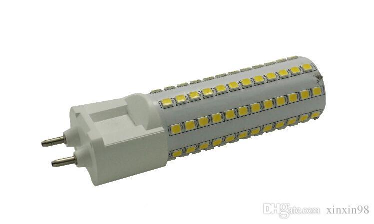 Vendita calda G12 SMD2835 chip 10W ad alta potenza ha portato la lampadina di mais, bianco freddo e bianco caldo lampada faretto a led AC85-265V