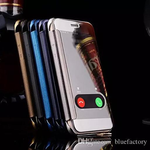 iphone xs flip case clear