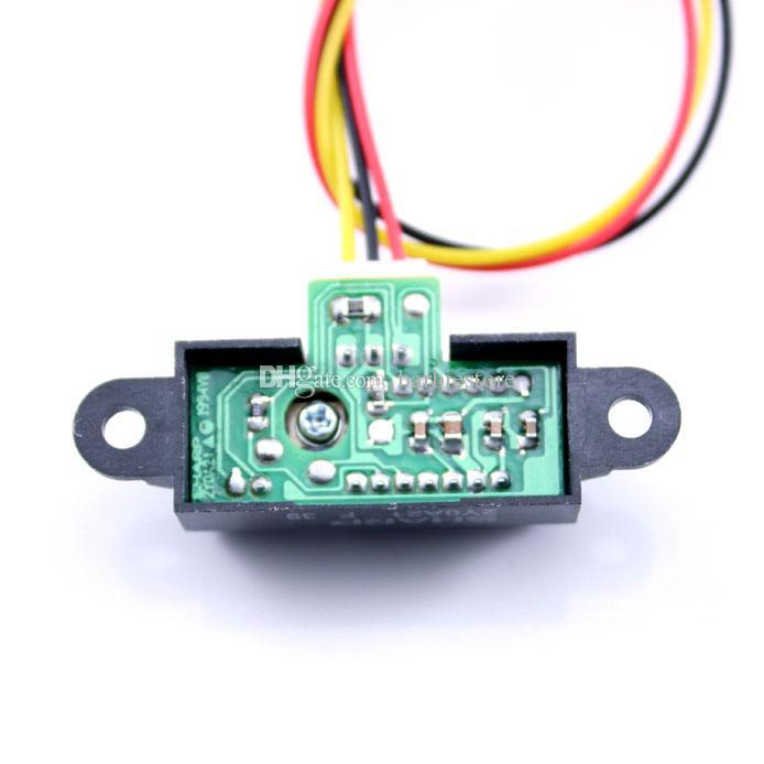 GP2Y0A21YK0F Câble de capteur de distance analogique infrarouge Sharp compatible pour Arduino B00223 BARD