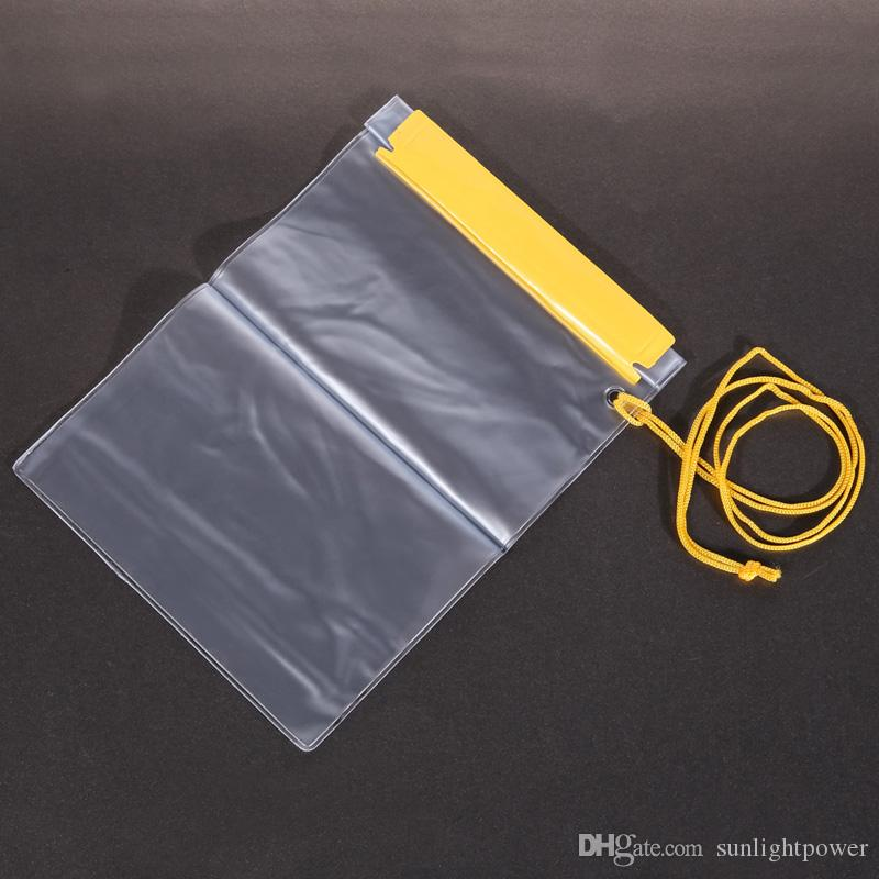 Different Size Dry Bag Outdoor Canoe Floating Boating Kayaking Camping Water-Resistant Waterproof Dry Bag For phone Stuff