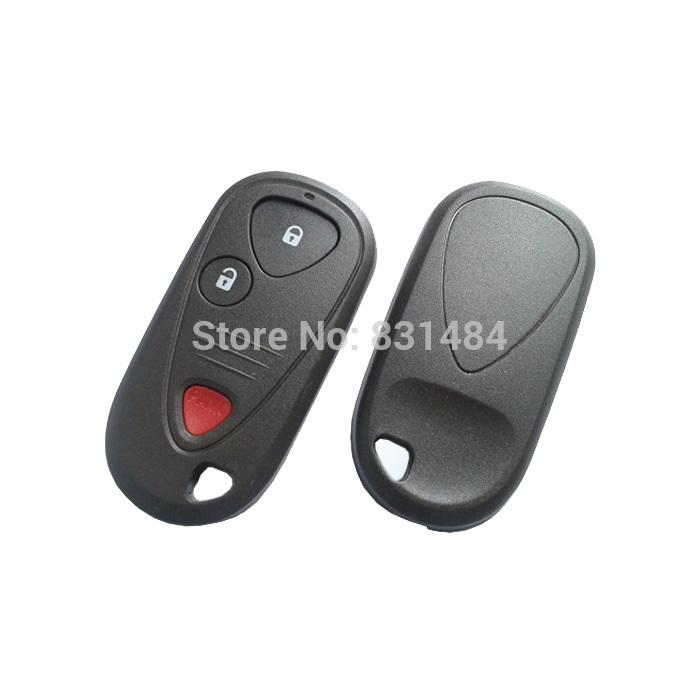 Button Remote Car Key Case Shell Fit For Acura CL TL MDX RL RSX - Acura key