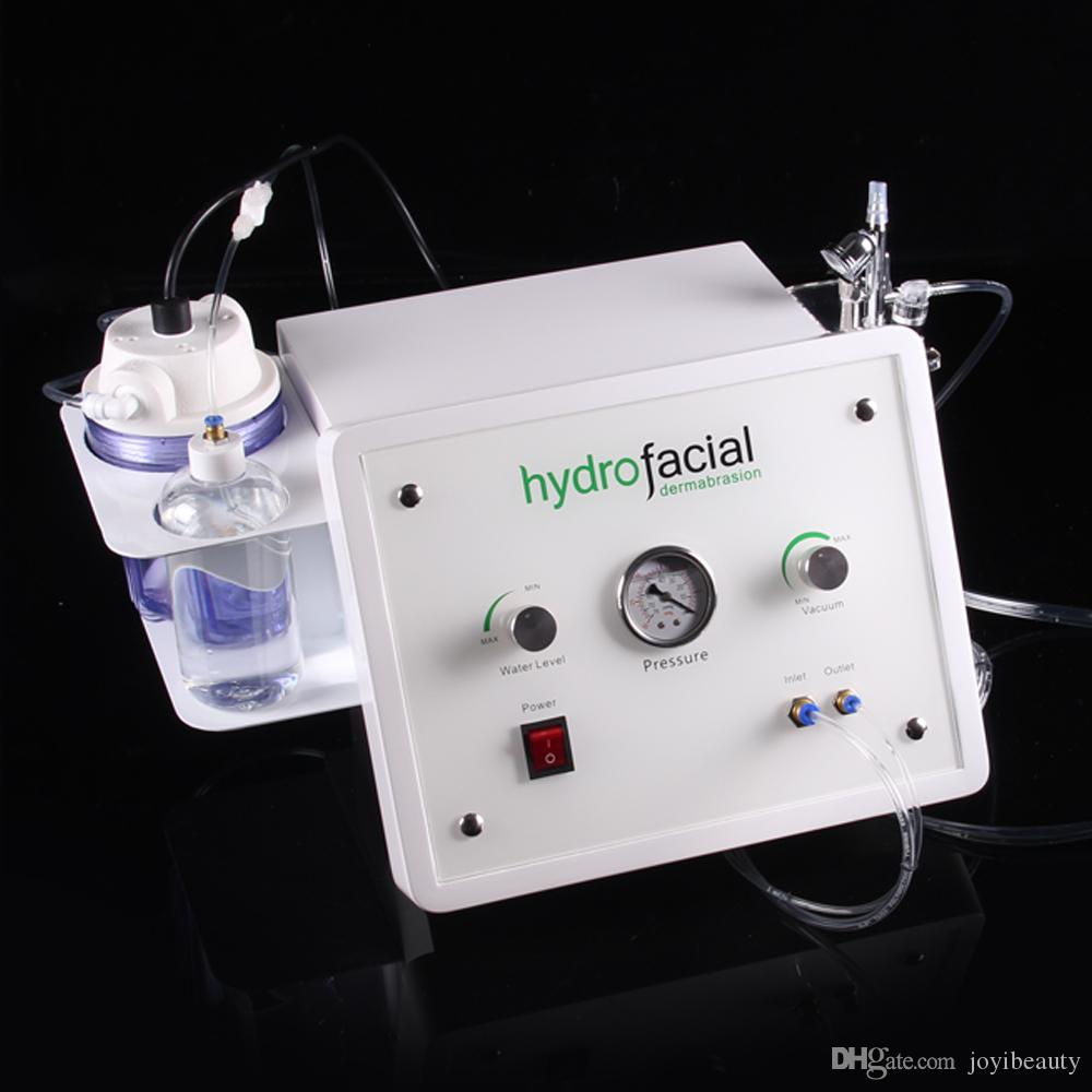 3 in 1 Multifunctional Hydra Facial Water Spray Crystal Dermabrasion Skin Care Oxygen Jet Peel Machine For Acne Removal , Skin Rejuvenation
