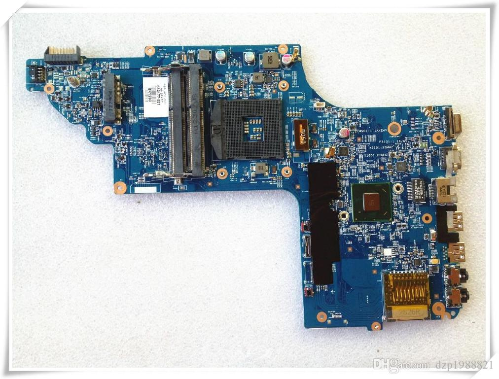 682177-001 682177-501 board for HP ENVY DV6 DV6T DV6-7000 laptop motherboard INTEL DDR3 HM77 chipset free shipping