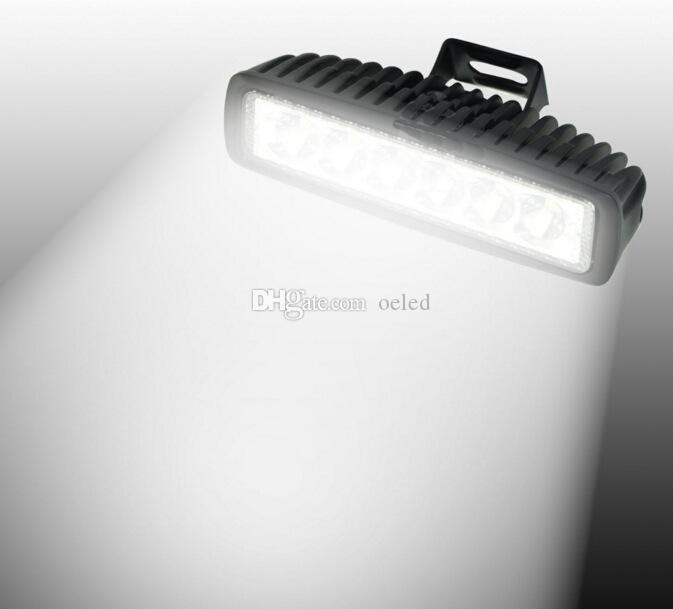 For SUV CUV NCV jeep flood / spot light 15w cree bar car Led Work Light DRL spreader boat marine white Daytime Running light 12v 24v DC IP67