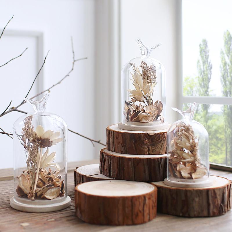 Terrarium Seal Flower Vase Terrarium Succulents Plant Home Decor