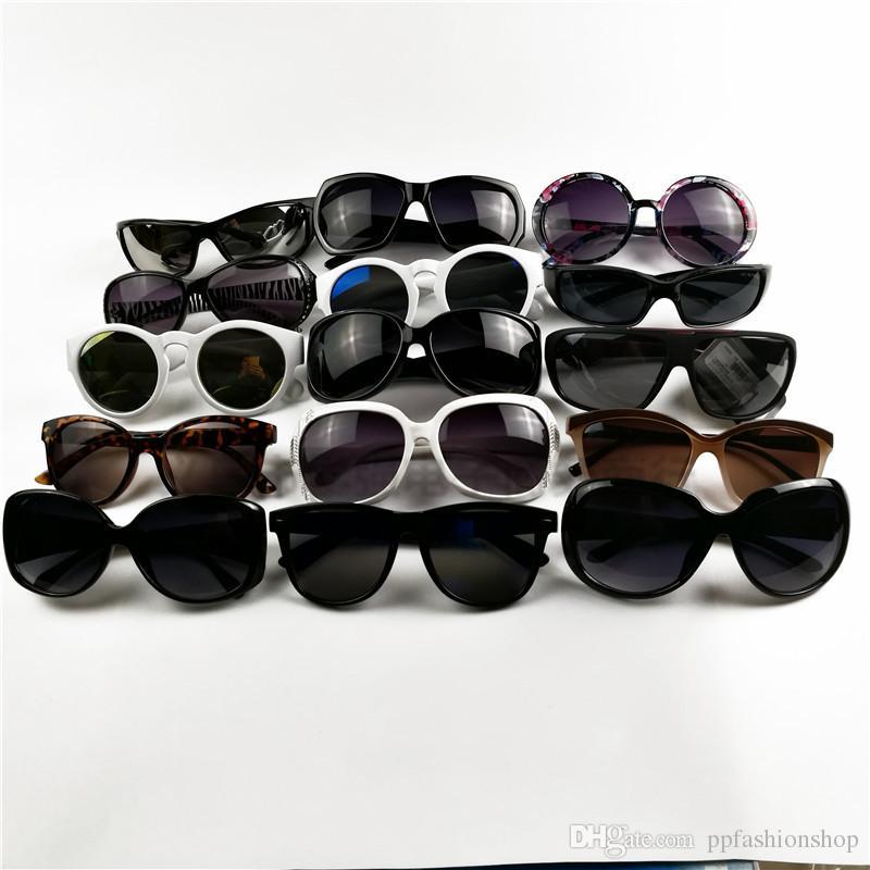 Lunettes de soleil mode, lunettes de soleil de personnalité unique de haute qualité, lunettes de soleil, vêtements pour hommes et femmes universels en gros