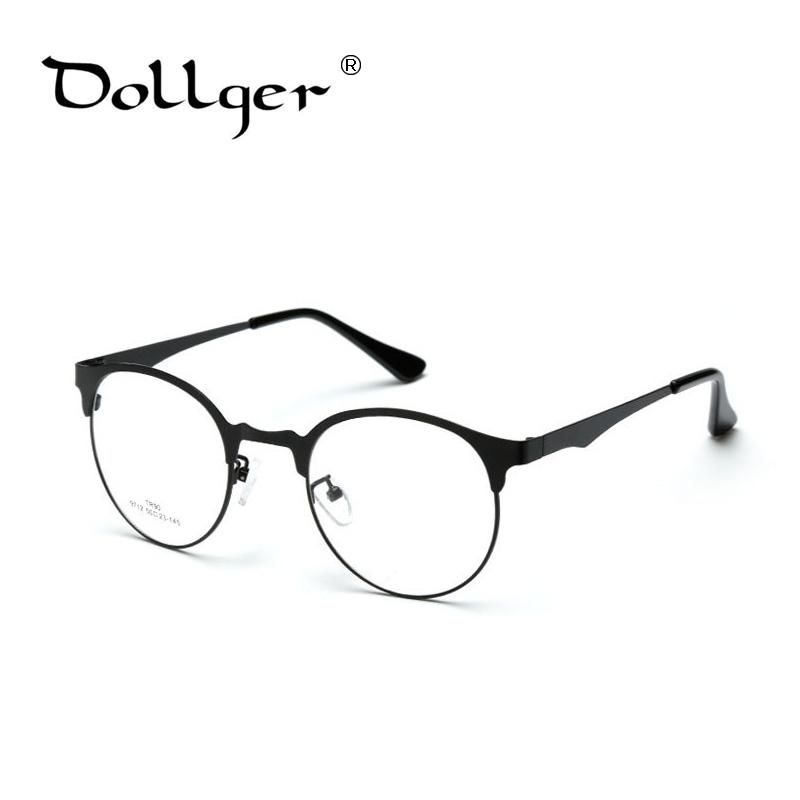 2018 Wholesale Dollger Cool Fashion Newest Style Round Eyeglasses ...