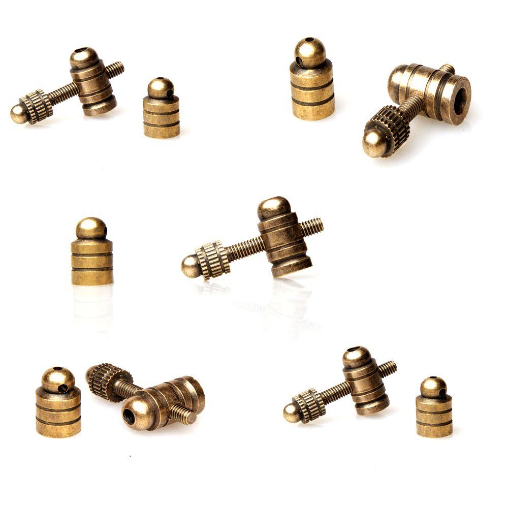 タトゥーマシンバインディングポスト部品タトゥーガンコンタクトスクリューブロンズバインディングポスト修理キット用品インク針