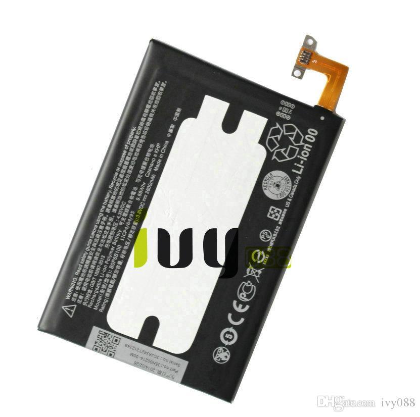 2 قطعة / الوحدة 2600 مللي أمبير BOP6B100 استبدال البطارية لهتك واحد 2 m8 w8 e8 m8t m8w m8d m 8 m8x m8st m8sd m8sw m8 ايس ون ماكس