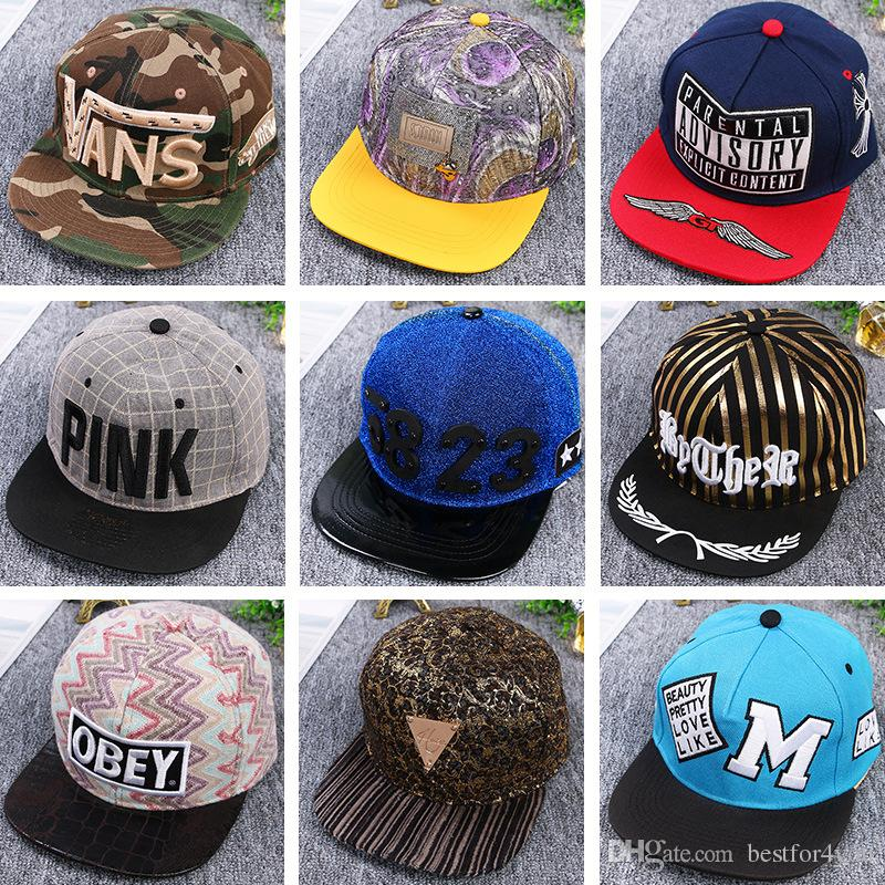 8a01470dc64 2019 9 Types Male And Female Outdoor Sun Hat Baseball Hat Street Hip Hop  Snapbacks Summer Hip Hop Hat From Bestfor4you