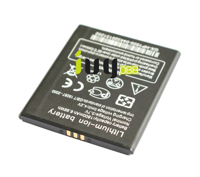 10 قطعة / الوحدة 100٪ الأصلي 1800 مللي أمبير بطارية ليثيوم أيون ل thl w100 w100s بطاريات الهاتف الذكي بطاريات batterie
