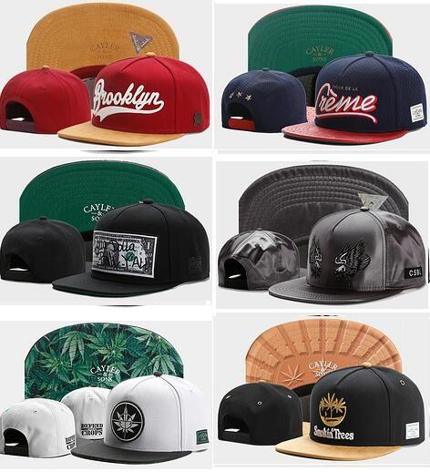 53faba5aa83 Top Sale New Fashion Cayler   Sons Snapbacks Men S Women S Basketball Caps  All Team Football Hats Hip Hop Adjustable Snapback Baseball Hat Richardson  Caps ...