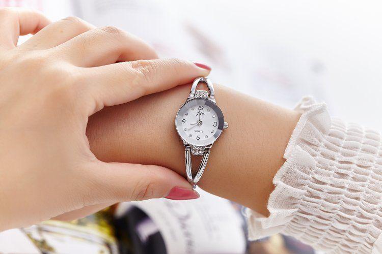JW Ladies Multicolor Small Dial Watches Women Fashion Watch Stylish Women's Watches Elegant Clock Women relogio feminino