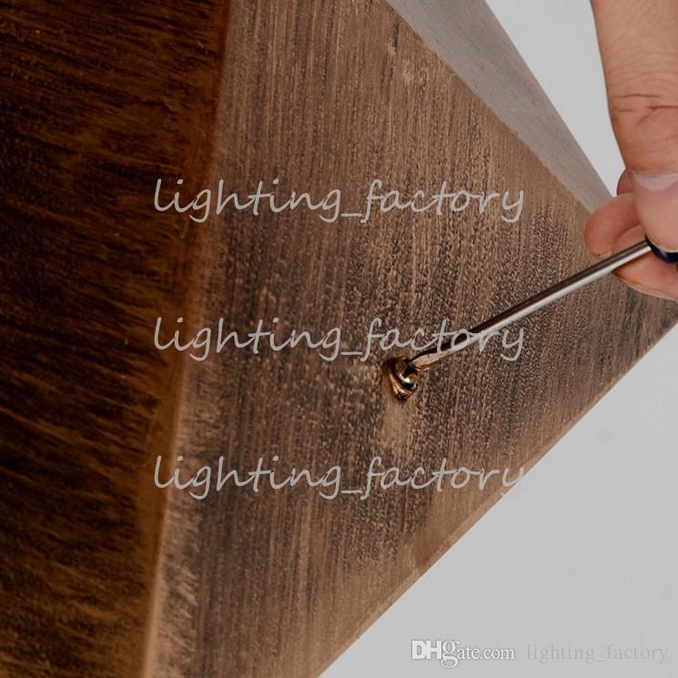 Großhandels-japanische Art-Königswandsäule Lampe Außengartenbeleuchtung Yard Aisle Aluminiumlegierung Licht Outdoor Dekor E27