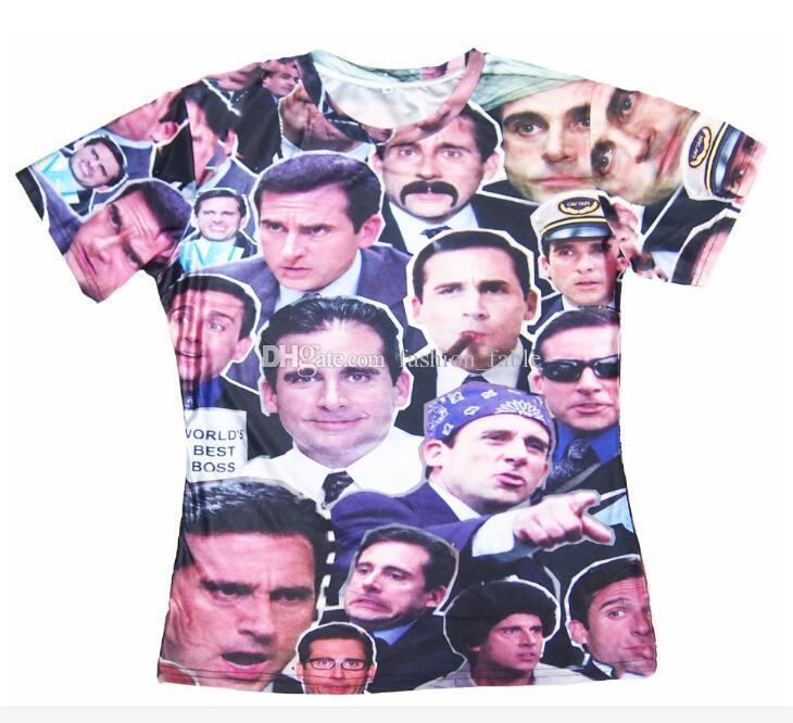 2016 Moda Camiseta Hombre Camisetas Imprimir Bob Marley Camiseta 3D Marca Unicorn Summer Tops Camisetas Hip Hop Camiseta Hombre Camisas Tallas grandes