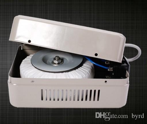 Transformateur de puissance 110 V à 220 V 1000W réelle 500W convertisseur de tension du changeur de tension du transformateur potentiel ci-dessous 500W appareils