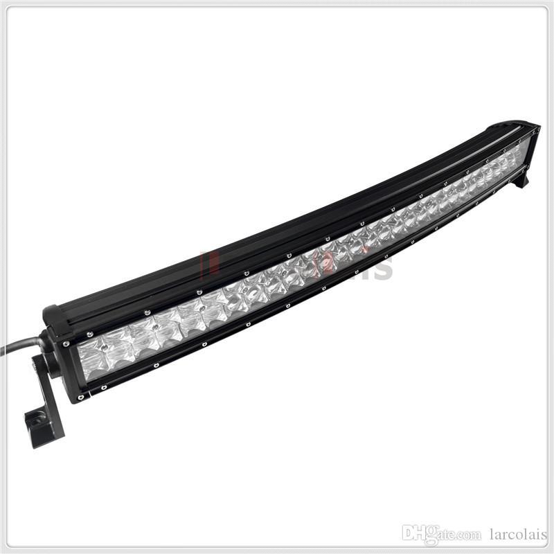 32 Zoll 300W 5D gebogene CREE LED Arbeits-Licht-Stange für Traktor-Boot OffRoad 4WD 4x4 LKW SUV ATV-Stellen-Flut-kombinierten Strahl 12V 24v