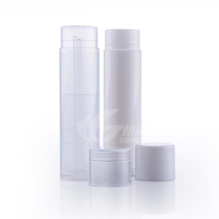 DIY 5g lip balm plastic tubes container lip gloss containers lip balm containers empty lipstick containers lipstick tube