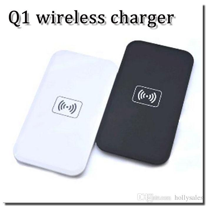 China al por mayor universal Charging Pad cargador del teléfono celular Base del muelle Mini Charge Pad para Samsung nokia htc LG teléfono móvil DHL envío gratis