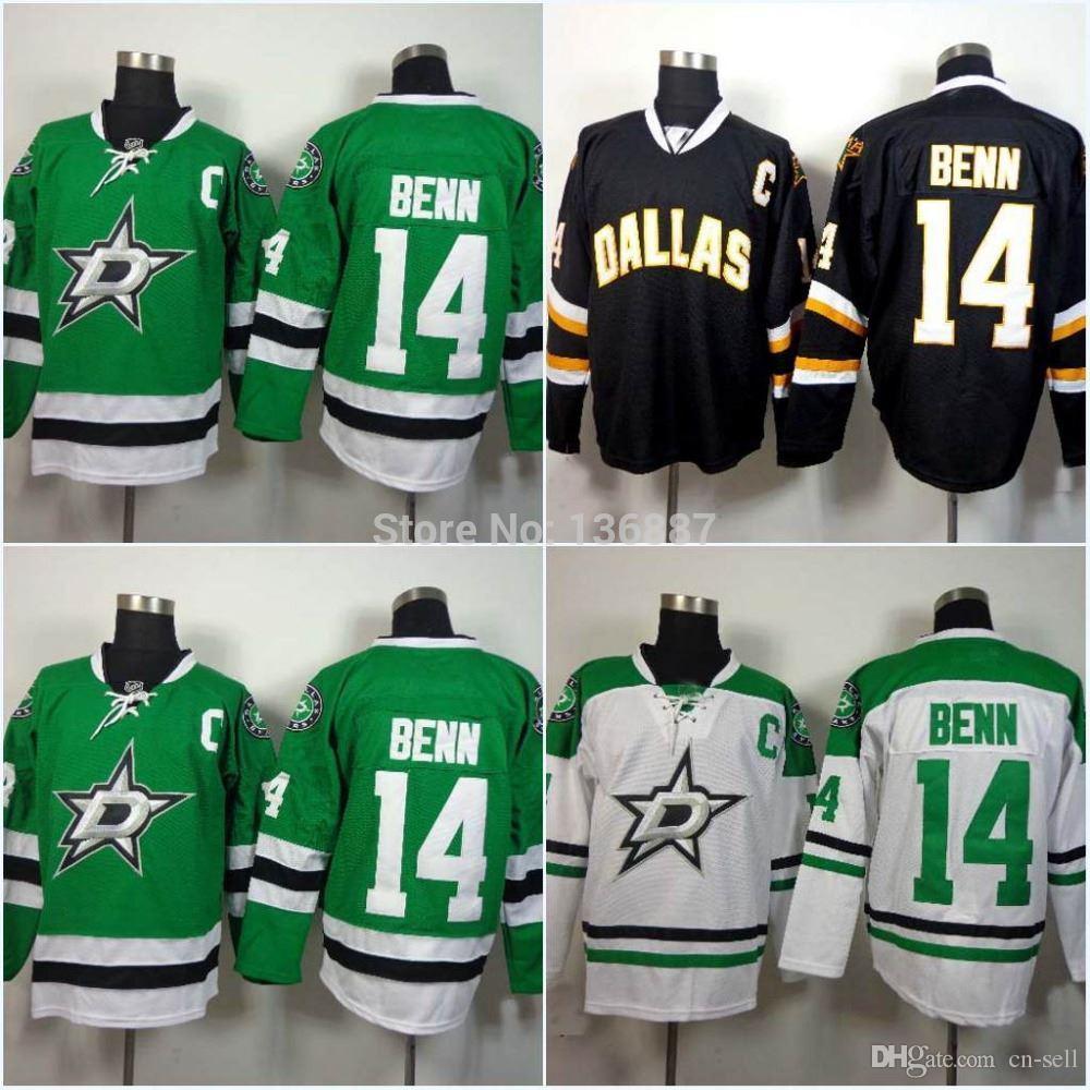 timeless design 3edb4 8cb8d #14 Jamie Benn,Dallas Stars Authentic ICE Hockey Jerseys,2014-2015 New  Style Stitched Jersey,Embroidery logos,Free Shipping