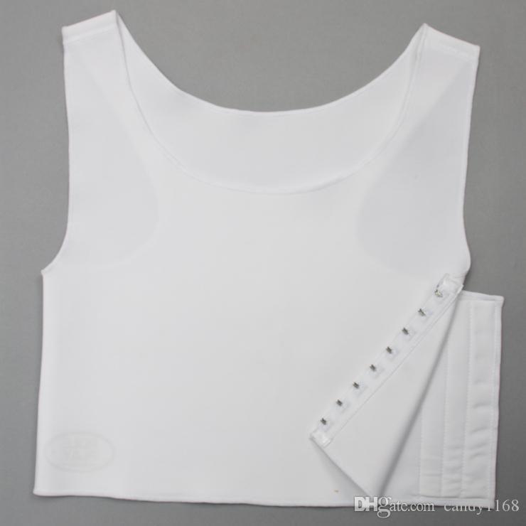 Busto S-4XL della maglietta del seno di Lesbo del petto di Lesbo di Super Les-Lesbian del Super-all'ingrosso-libero