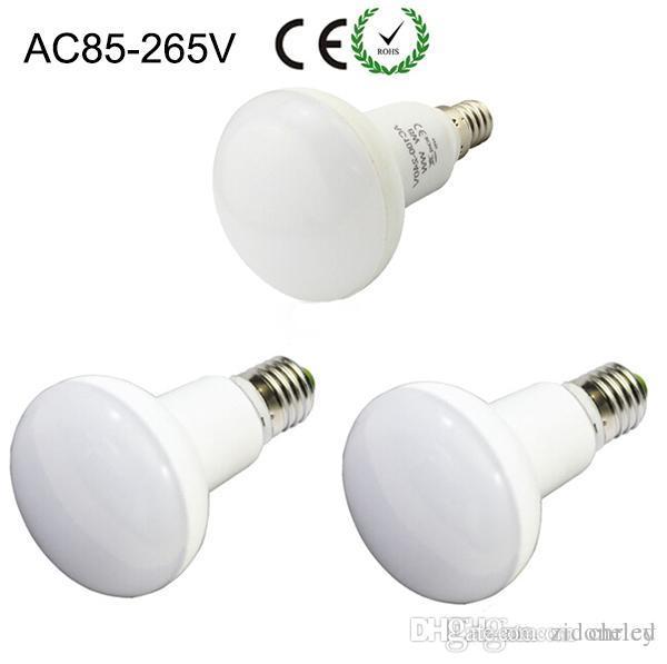 Parapluie Éclairage De R63 Projecteur 7w E27 R90 14w Lampe R80 Ac85 En 265v Smd2835 Led Gros 10w XknwOZN80P