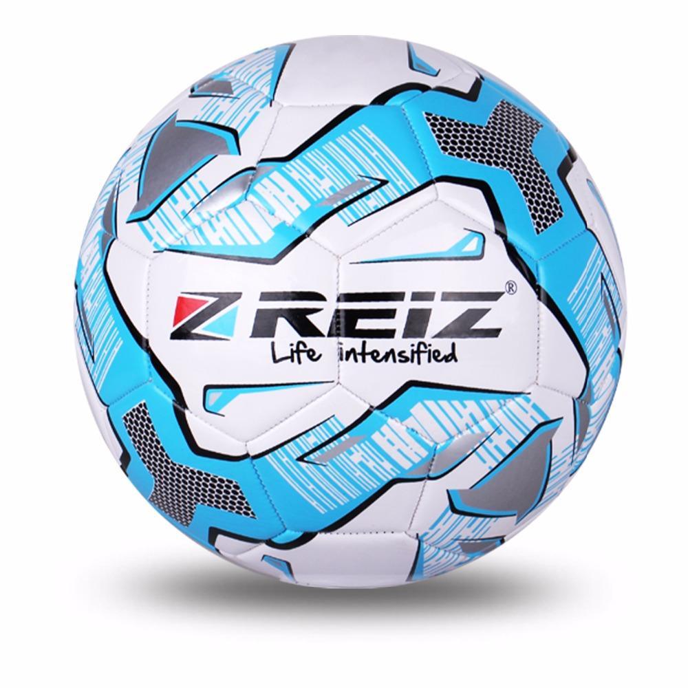 Compre De Alta Calidad Tamaño Oficial 5Standard Pu Balón De Fútbol Balón De  Fútbol De Entrenamiento Lloviendo Bola Con Regalo Neto De Aguja A  56.03  Del ... 32a21485ff277