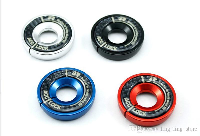 Алюминиевый сплав зажигания брелок направление стайлинга автомобилей для AUDI A1 A3 A4 Q3 TT S3 TTS черный черный синий серебристый