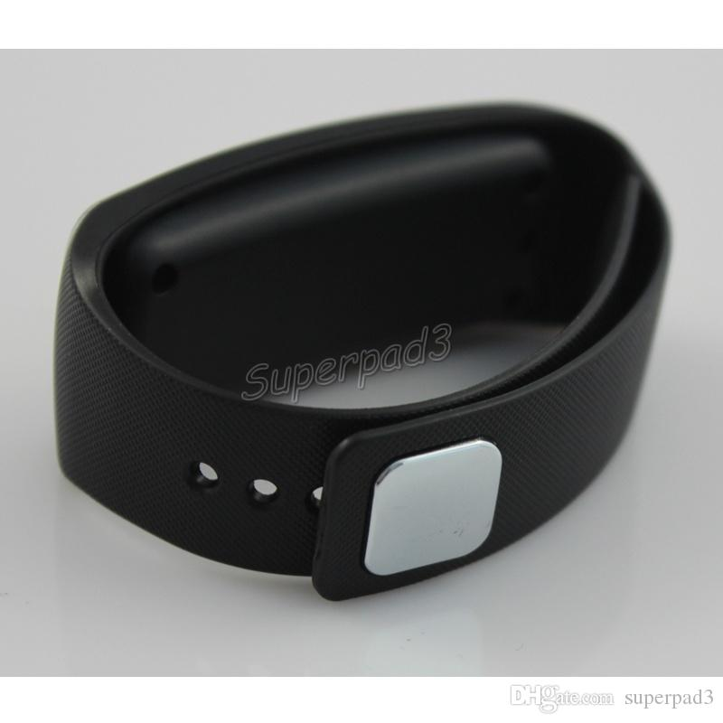 D3 Waterproof Smart Wristbands Bluetooth Smart Bracelet Remote Control Smart Gear OLED Screen Pedometer Dial Call Smart Wrist Watches DHL.
