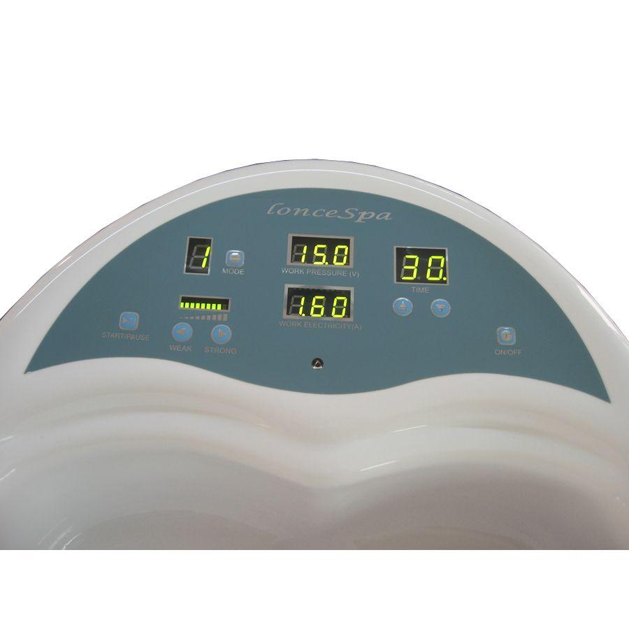 Hot Ion Cleanser By DHL/Fedex/UPS/EMS C03 TENS PADS High Ionic Cleaner Detox Machine Footbath Foot Spa Salon Machine