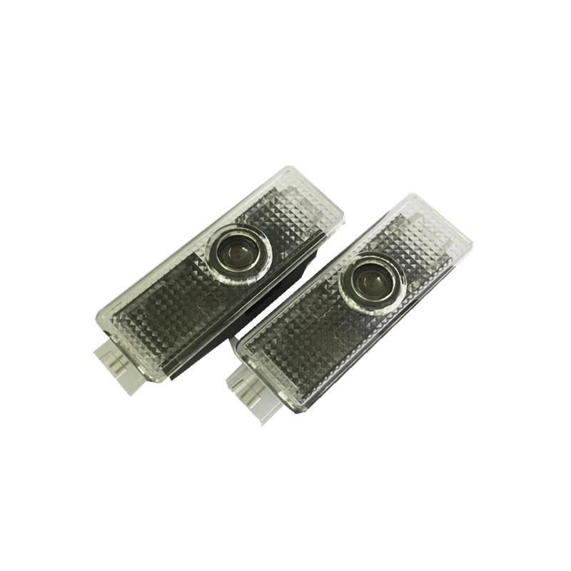 2 шт. / Лот Призрачный Теневой Свет Добро пожаловать Лазерный Свет Проектора LED Автомобиль Лого Для BMW E60 E65 E70 E71 E90 F10 X5 X3 X6 X1 F30 F15 F18