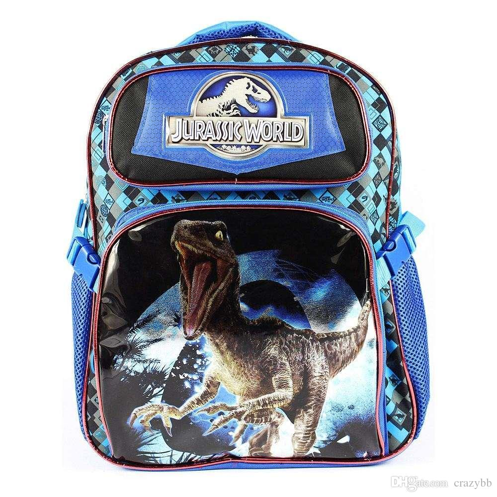 New Jurassic World Dinosaur Cool Bookbags, Dragon School Bag ...