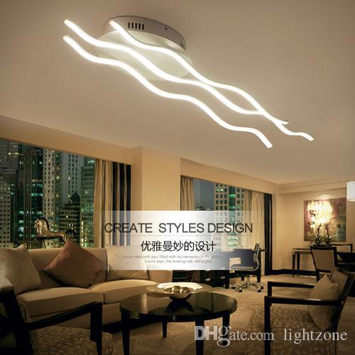 Best Led Modern Ceiling Lights 55w 62w Artist Pendant Lights Fixture For Dining  Room Living Room Modern Led Pendant Lights Ce Rohs Under $346.74 | Dhgate.