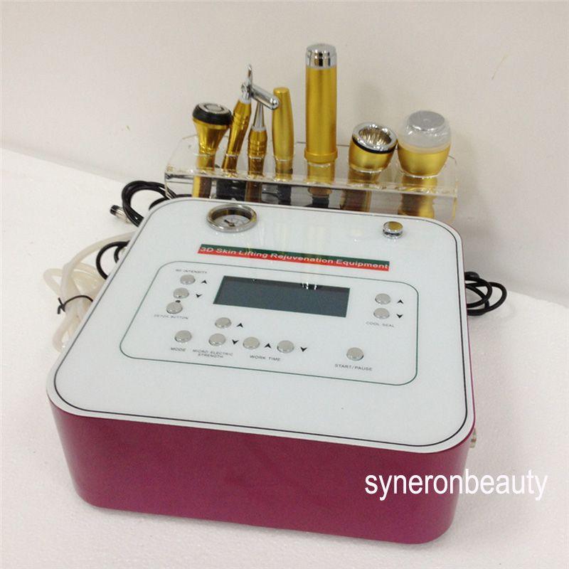 7 in 1 Microdermabrasion Faces Cosmetics Machines / Dermabrasion machine for skin Peeling