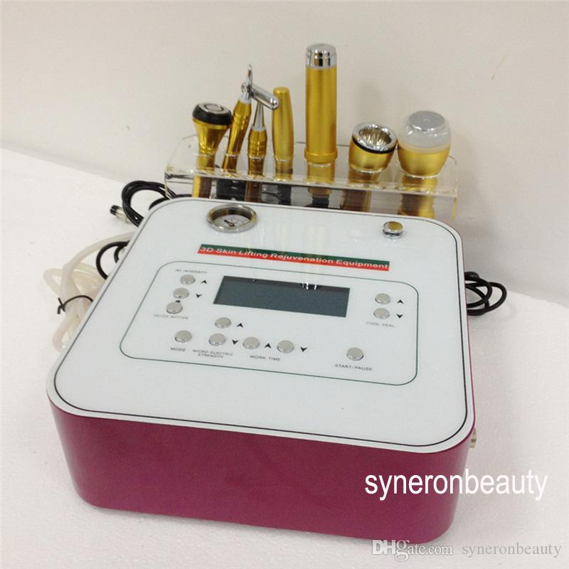 Hot Selling Electroporation Therapy No-needle Mesotherapy Facial Machine
