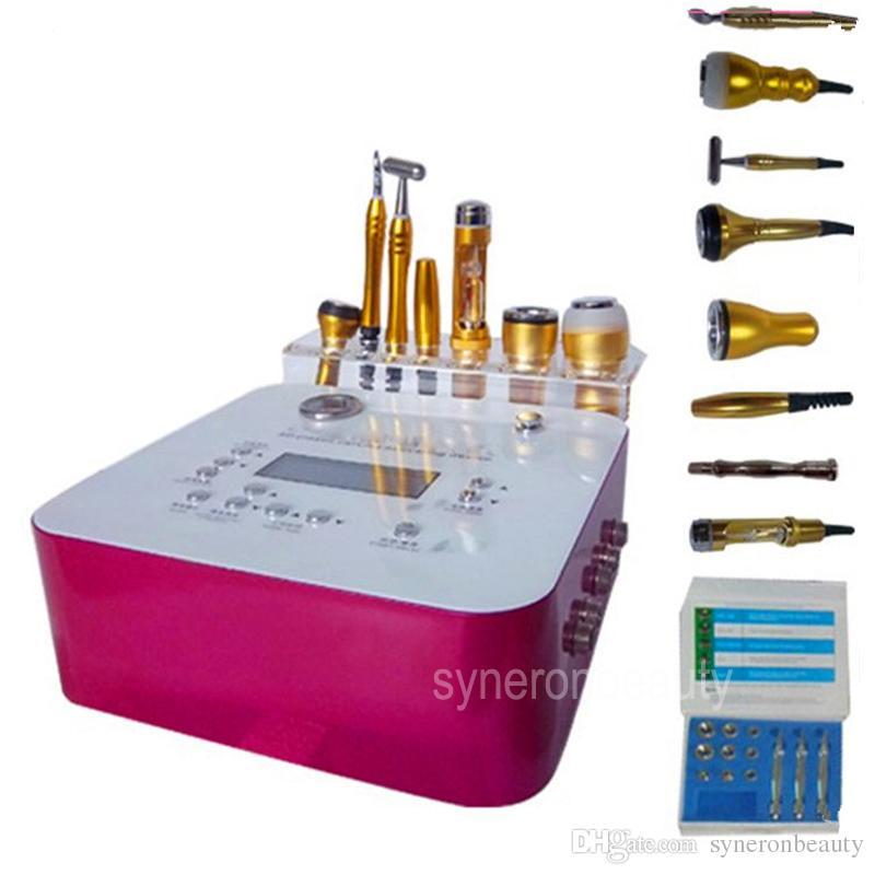 Máquina de microdermabrasión de diamante máquina de microdermabrasión uso en el hogar máquina de reafirmación facial Microdermabration