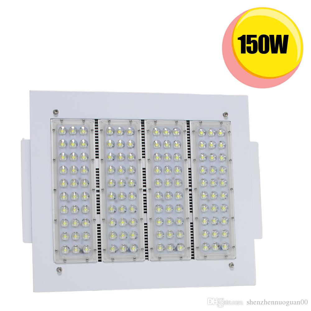 2018 led gas station 150w canopy light fixture 6000k cool white 2018 led gas station 150w canopy light fixture 6000k cool white 5500k 5000k daylight 16500 lumens exterior light ip65 waterproof fixture from arubaitofo Images