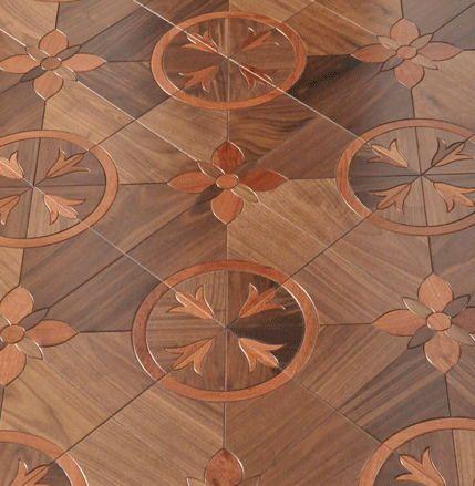 2019 Walnut Home Bedroom Bedroom Set Solid Tiles Wood Timber