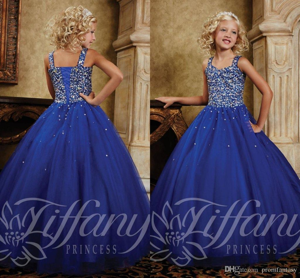 Glitz pageant dresses for rent - See Larger Image