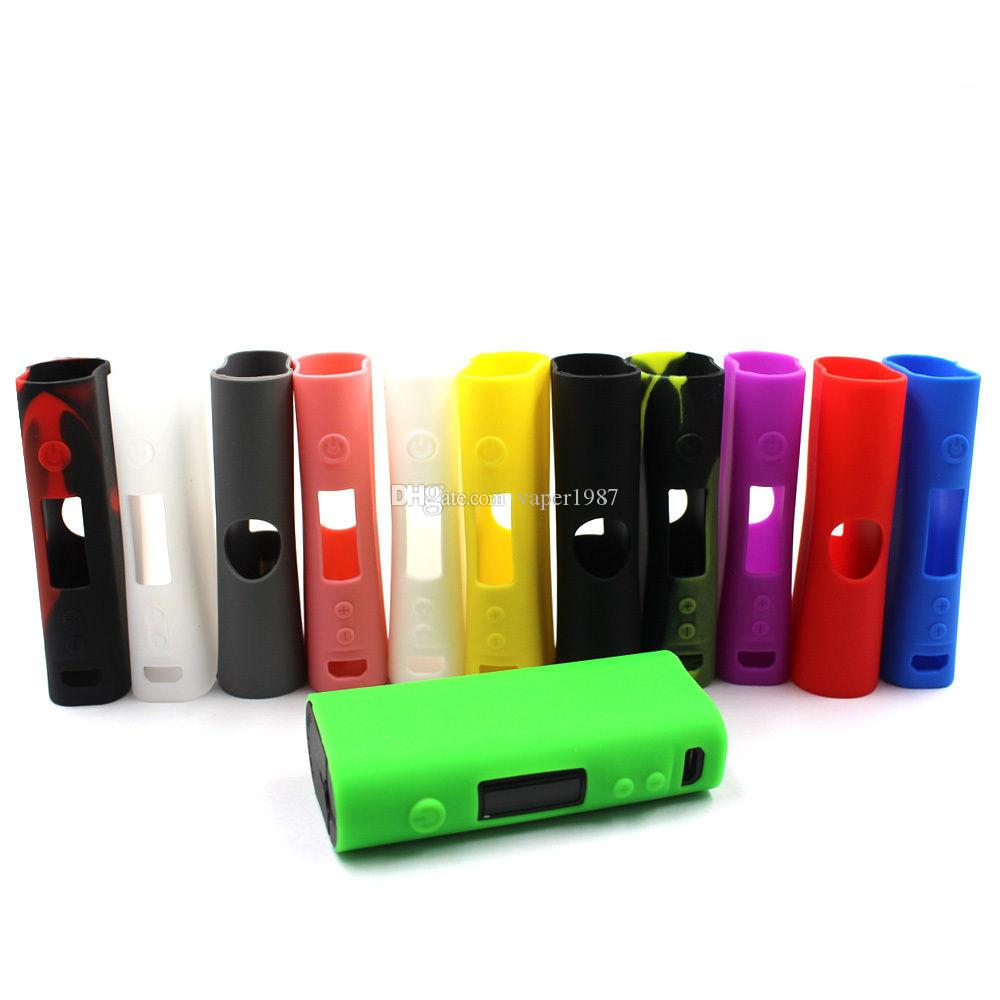 Silicone Sleeve for Kangertech Subox Nano Box Mod Soft Rubber Carrying Case Protected Pouch Subox Nano