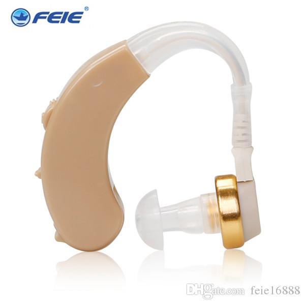 Медицинское оборудование позади слуховых аппаратов BTE медицинский аппарат слуховой слуховой аппарат S-138 Перевозка груза падения