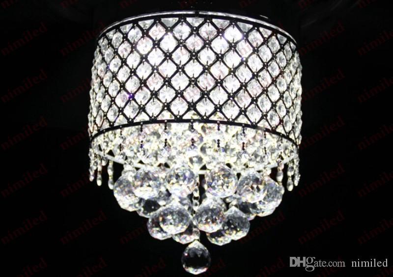 nimi836 120cm interruttore a manopola / telecomando invisibile trasparente cristallo acrilico ristorante luci ventilatore lampadario illuminazione a LED lampade a sospensione a soffitto
