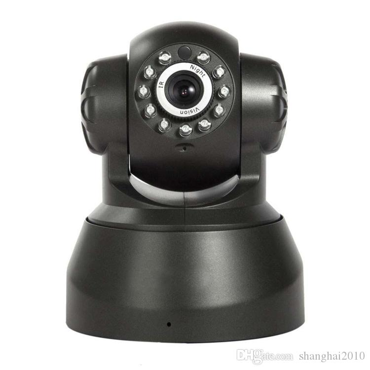 Wireless IP Camera WIFI Webcam Night VisionUP TO 10M 10 LED IR Dual Audio Pan/Tilt Support IE S61