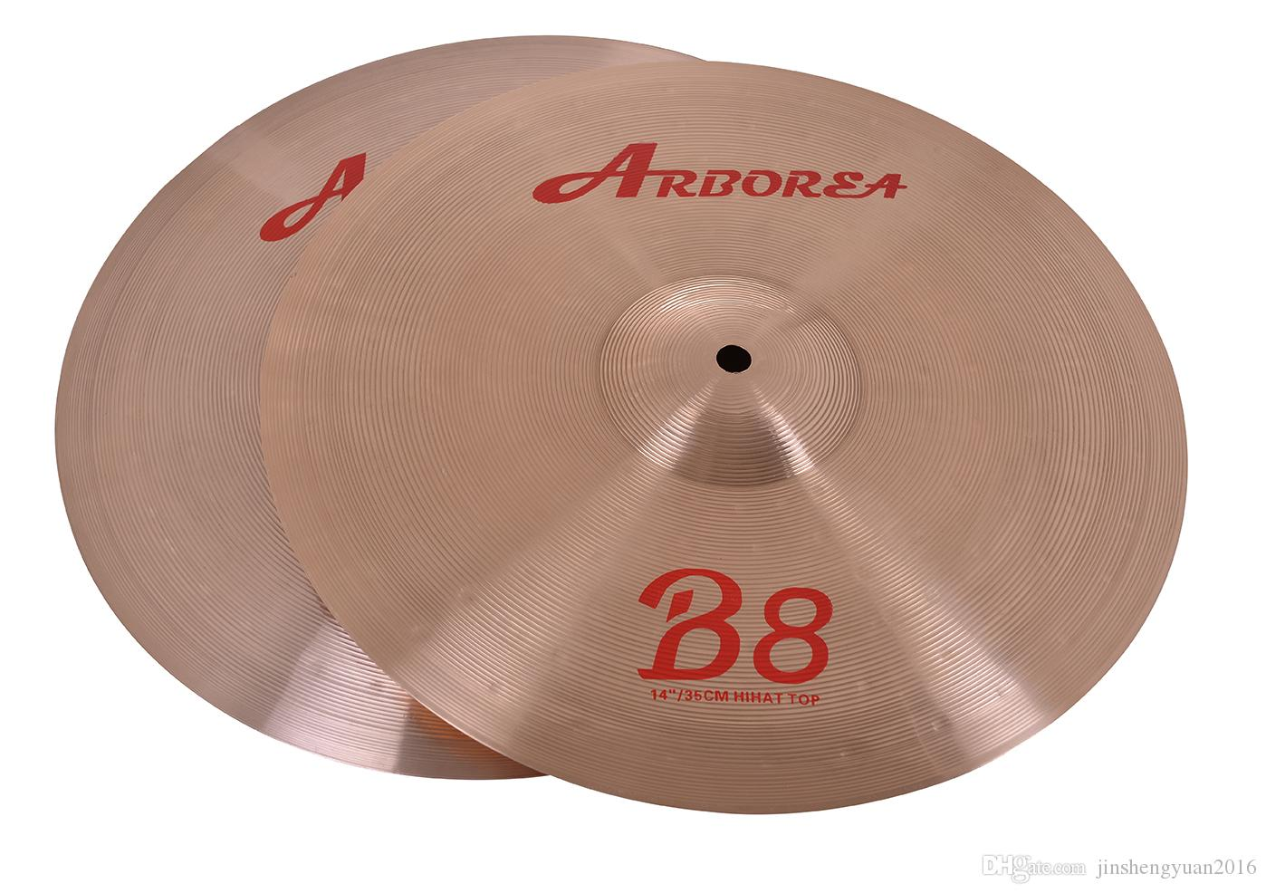 2019 arborea cymbal b8 series 100 handmade cymbal 16 inch crash high quality and low price from. Black Bedroom Furniture Sets. Home Design Ideas
