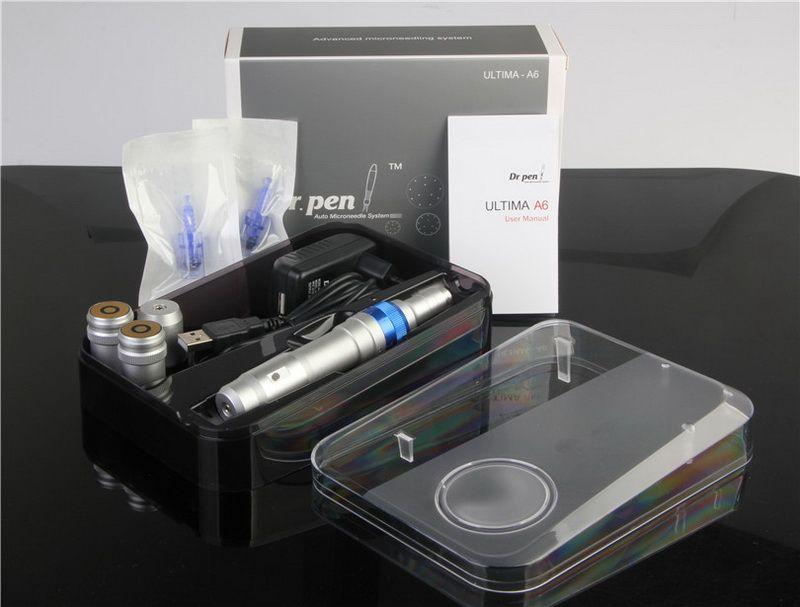 Dr. Pen ULTIMA A6 Needle Cartridge 1/3/7/9/12/36/42 pins / Nano For Wireless Skin Pen Microneedle Pen Rechargeable Dermapen Needle Cartridge