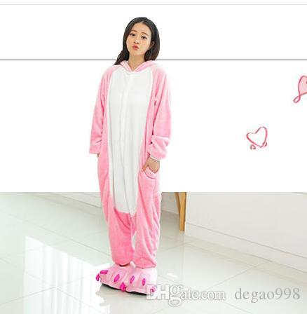 """wholesale/retail animal cartoon conjoined pajamas couple lovely flannel """"nightgown"""" clothing green + shoes S/M/L/XL"""