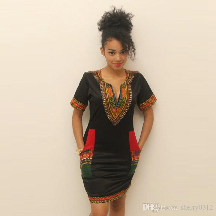 Latest African Dress Designs For Ladies
