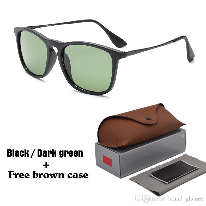 1185ef25ca478 Compre 2018 Nova Moda Rodada Óculos De Sol Das Mulheres Dos Homens Marca  Designer Óculos Óculos De Sol Espelhado Óculos Uv400 Goggle Com Casos E  Caixa De ...
