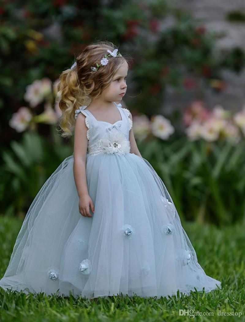 2016 Dollcake Flower Girl Dresses Special Occasion For Weddings ...