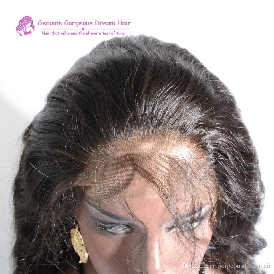 Brasilianisches Menschenhaar 360 Spitze frontal Körperwelle Schönheit frei Teil unverarbeitete Menschenhaar 22